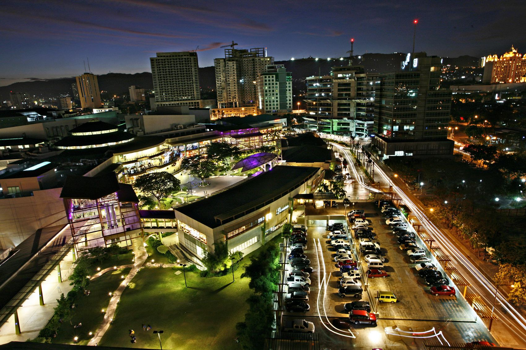The Terraces, Ayala Center Cebu